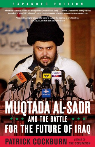 Muqtada Al-Sadr and the Battle for the Future of Iraq  N/A edition cover