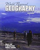 World Regional Geography Human Mobilities Tourism Destinations Sustainable Environments 2nd 2015 (Revised) edition cover