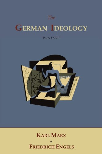 German Ideology  N/A 9781614270485 Front Cover