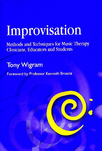 Improvisation Methods and Techniques for Music Therapy Clinicians, Educators, and Students  2004 edition cover