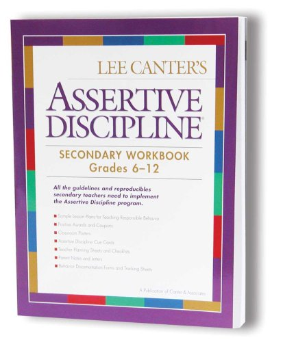 Assertive Discipline Secondary Workbook  N/A edition cover