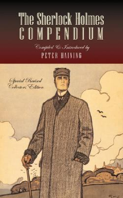 Sherlock Holmes Compendium N/A 9781933993485 Front Cover