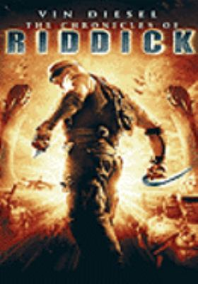 The Chronicles of Riddick (Theatrical Full Screen Edition) System.Collections.Generic.List`1[System.String] artwork