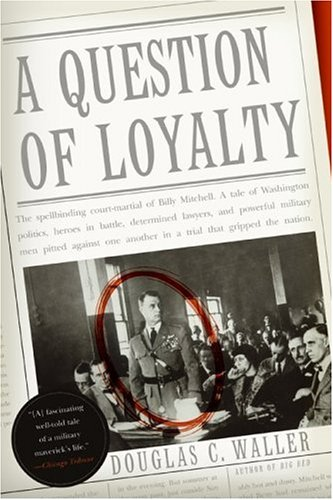 Question of Loyalty  N/A 9780060505486 Front Cover