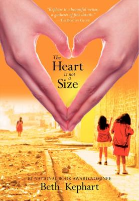 Heart Is Not a Size  N/A 9780061470486 Front Cover
