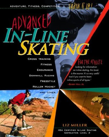 Advanced in-Line Skating   2000 9780071354486 Front Cover