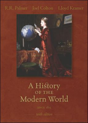 History of the Modern World  2nd 2007 (Revised) edition cover