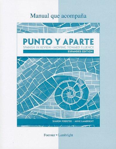 Punto y Aparte   2011 edition cover