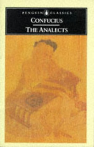 Analects   1998 edition cover