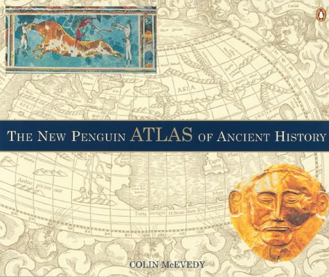New Penguin Atlas of Ancient History  2nd 2002 (Revised) edition cover