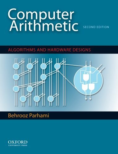Computer Arithmetic Algorithms and Hardware Designs 2nd 2009 edition cover