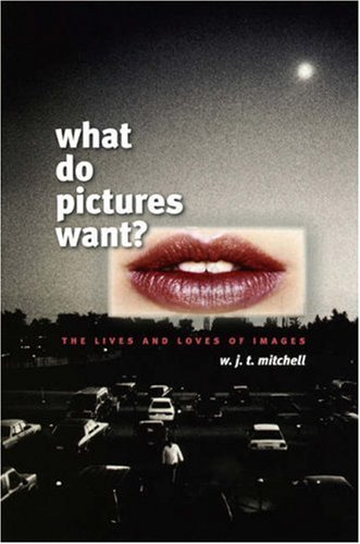 What Do Pictures Want? The Lives and Loves of Images  2006 edition cover