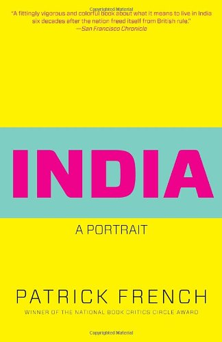 India A Portrait N/A edition cover