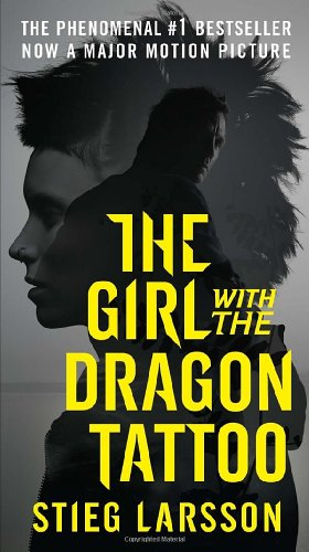 Girl with the Dragon Tattoo   2011 9780307949486 Front Cover
