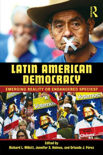Latin American Democracy Emerging Reality or Endangered Species?  2009 edition cover