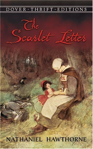 Scarlet Letter   1994 (Reprint) edition cover