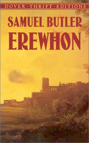 Erewhon   2002 edition cover