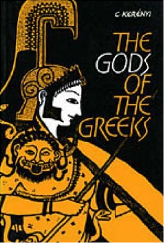Gods of the Greeks   1998 9780500270486 Front Cover