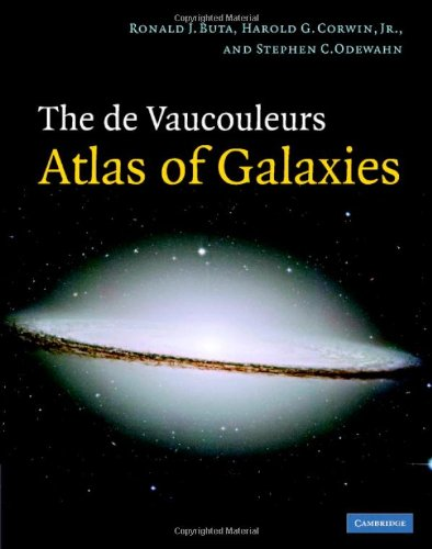de Vaucouleurs Atlas of Galaxies   2006 9780521820486 Front Cover