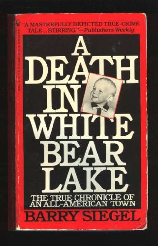 Death in White Bear Lake N/A 9780553290486 Front Cover