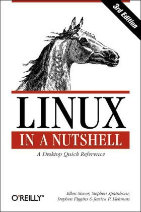 Linux in a Nutshell  6th 2009 edition cover