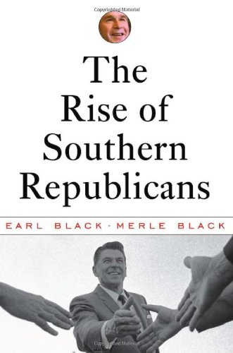 Rise of Southern Republicans   2002 edition cover