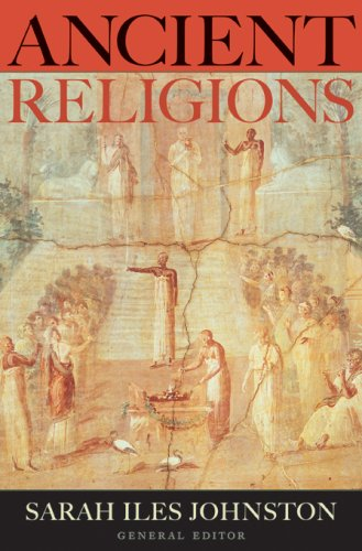 Ancient Religions   2007 edition cover