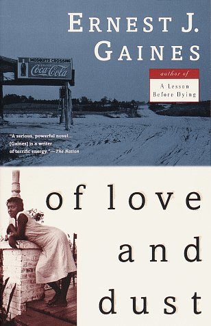 Of Love and Dust   1994 9780679752486 Front Cover