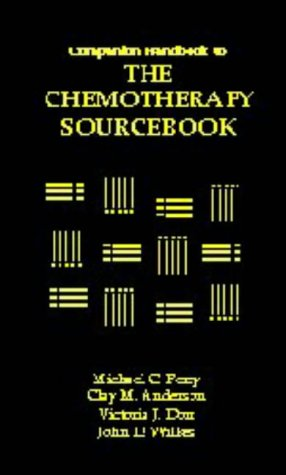 Companion Handbook to the Chemotherapy Sourcebook N/A 9780683302486 Front Cover