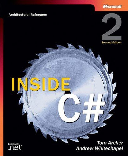 Inside C#  2nd 2002 (Revised) edition cover