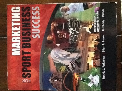 Marketing for Sport Business Success  Revised  edition cover