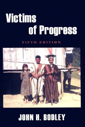 Victims of Progress  5th 2008 (Revised) edition cover