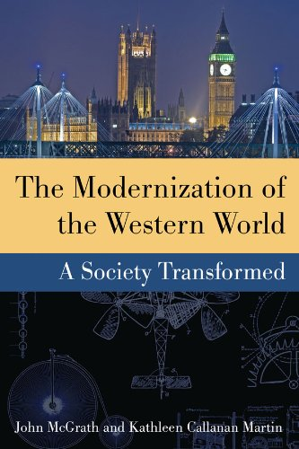 Modernization of the Western World A Society Transformed  2016 edition cover