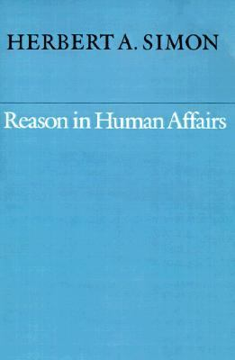Reason in Human Affairs   1983 edition cover