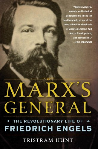 Marx's General The Revolutionary Life of Friedrich Engels N/A edition cover
