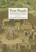 First People The Early Indians of Virginia 2nd 2006 edition cover