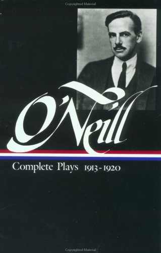 O'Neill Complete Plays, 1913-1920  1988 edition cover