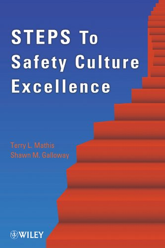 Steps to Safety Culture Excellence   2013 9781118098486 Front Cover