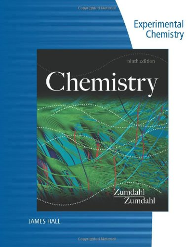 Lab Manual for Zumdahl/Zumdahl's Chemistry, 9th  9th 2014 edition cover
