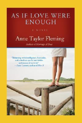 As If Love Were Enough A Novel N/A 9781401307486 Front Cover