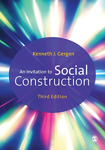Invitation to Social Construction  3rd 2015 edition cover