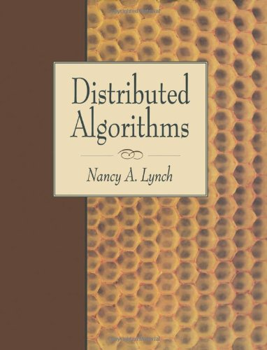 Distributed Algorithms   1996 edition cover