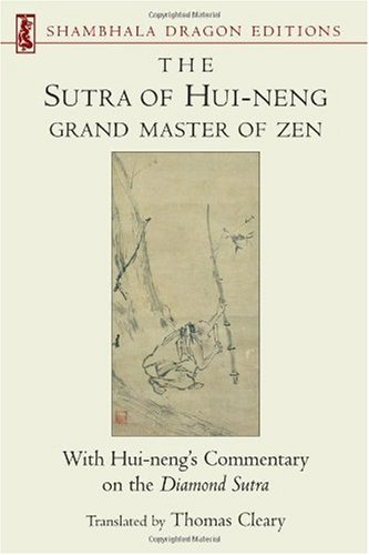 Sutra of Hui-Neng Grand Master of Zen  1998 edition cover