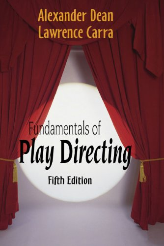 Fundamentals of Play Directing  5th edition cover