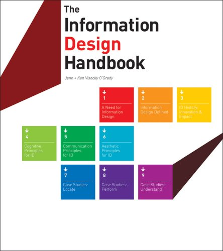 Information Design Handbook   2008 edition cover
