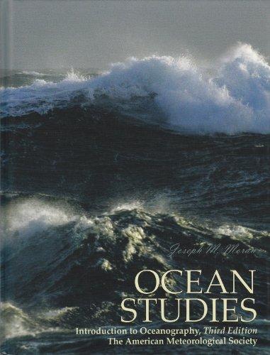 Ocean Studies   2011 edition cover