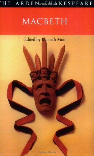 Macbeth  2nd 1997 (Revised) edition cover