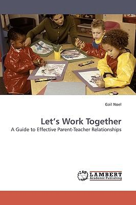 Let's Work Together  N/A 9783838305486 Front Cover