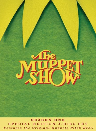 The Muppet Show: Season 1 System.Collections.Generic.List`1[System.String] artwork