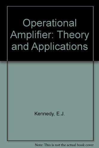 Operational Amplifier Circuits Theory and Applications  1988 9780030019487 Front Cover